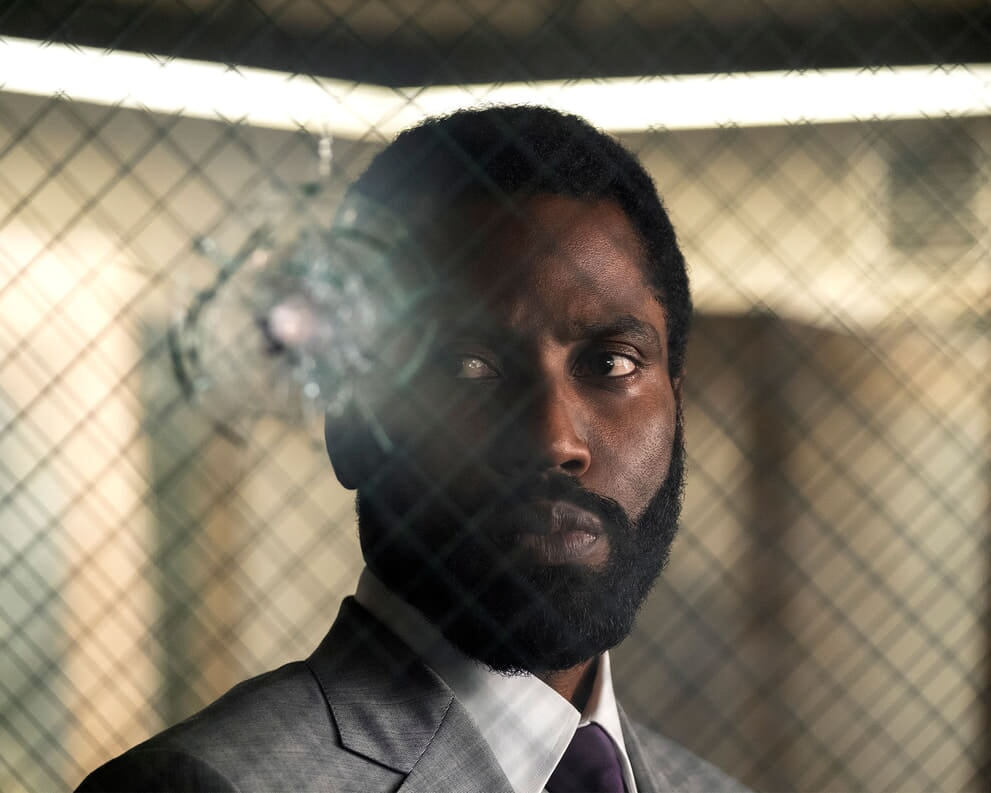 Tenet, David Washington