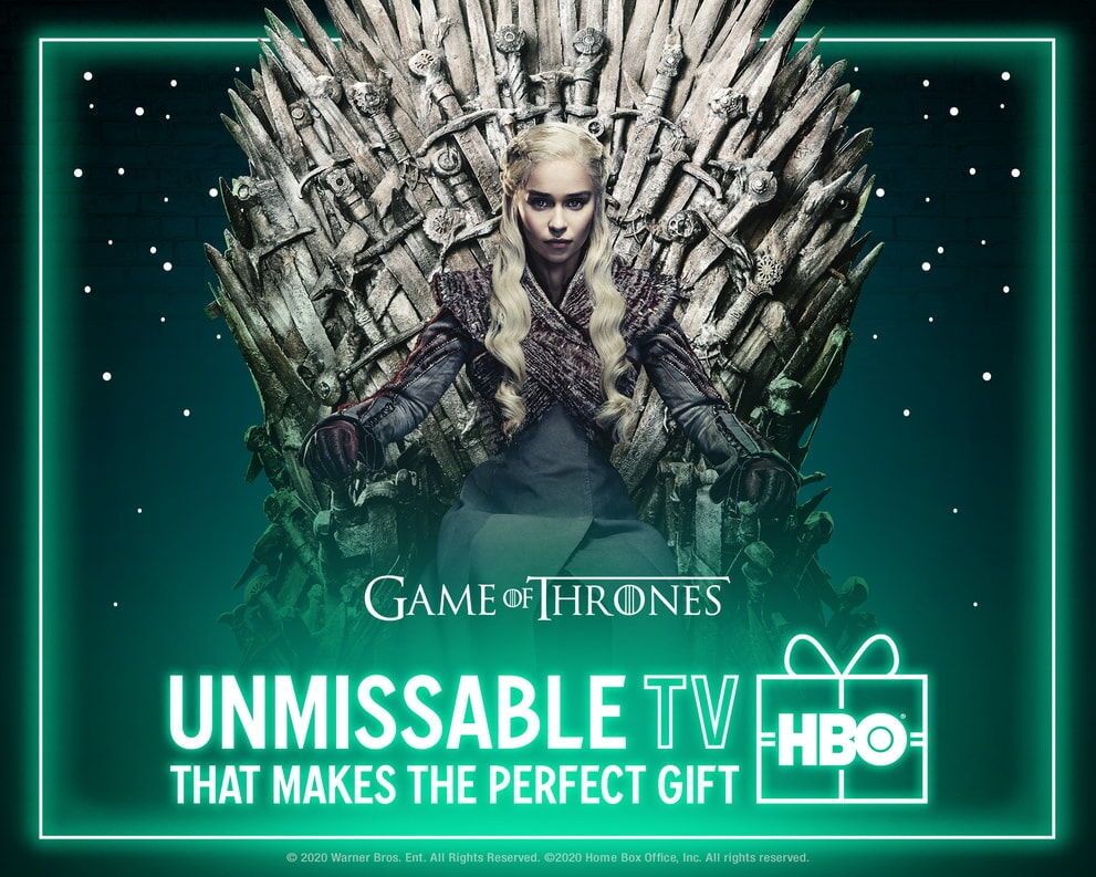 Unmissable TV That Makes the Perfect Gift
